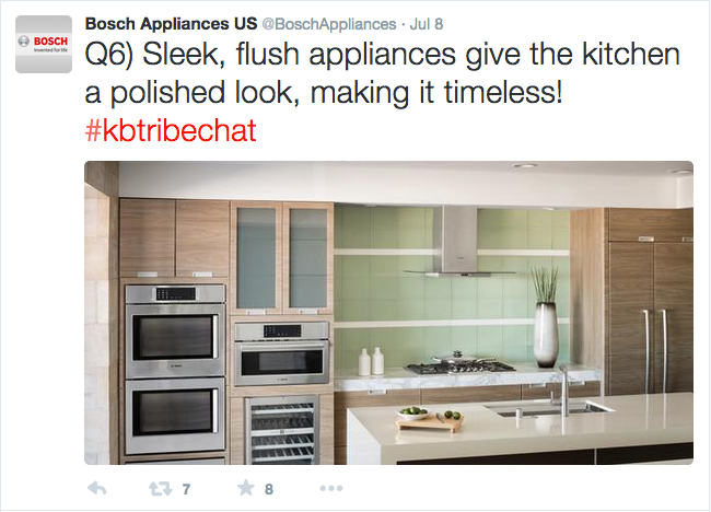 Bosch Appliances Us  Bosch Appliances   Twitter2