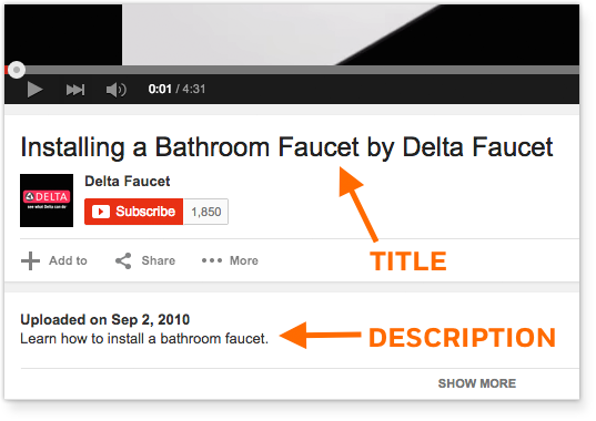 How Delta Is Beating Kohler In Search Rankings Howtovideo