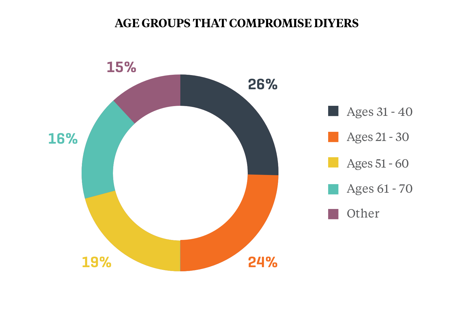 Age Groups That Comprise DIYers