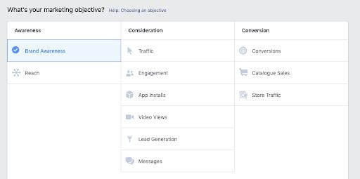 Facebook Ads Marketing Strategy