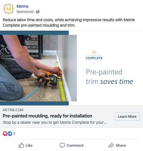 The Bottom Line Ads